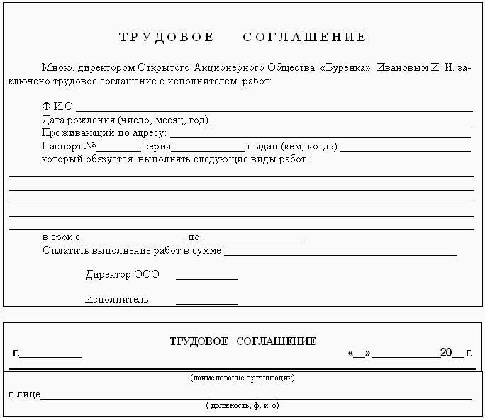 договор на стажировку за границей образец - фото 9