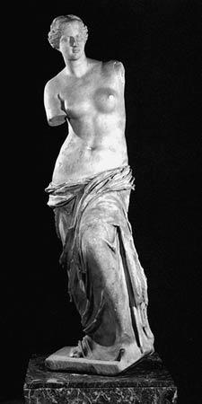Кто такая венера милосская в древнегреческой мифологии
