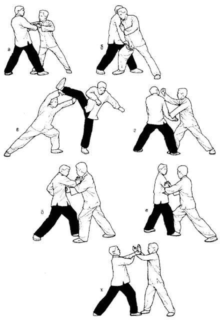 Как научиться драться в домашних условиях за  211