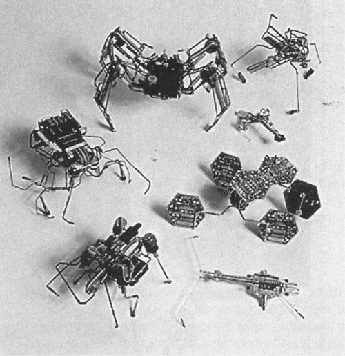 BEAM-роботы