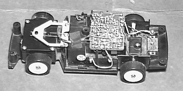 модель радиоуправляемого