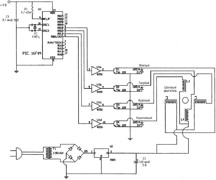 NPN транзисторы TIP 120