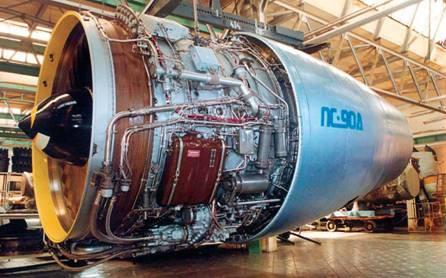двигатель ПС-90А для
