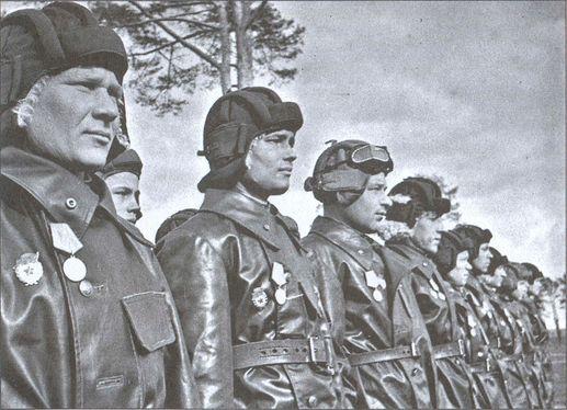 Западный фронт 131 я танковая бригада