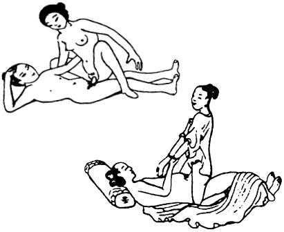 6 поза в сексе