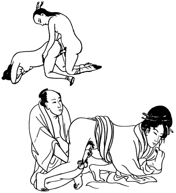 Позы секса при беременности полным людям